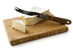 coltello da formaggio brie